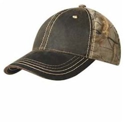 Port Authority | Mossy Oak Camouflage Cap