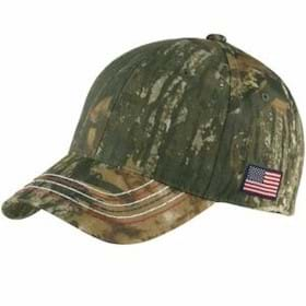 Port Authority Contrast Stitch Camouflage Cap