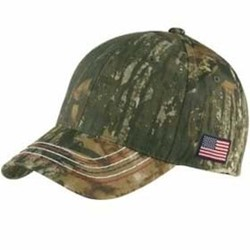 Port Authority | Port Authority Contrast Stitch Camouflage Cap