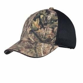 Port Authority Camouflage Cap w/ Air Mesh Back