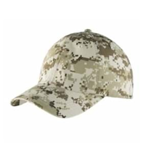 Port Authority® Digital Ripstop Camo Cap