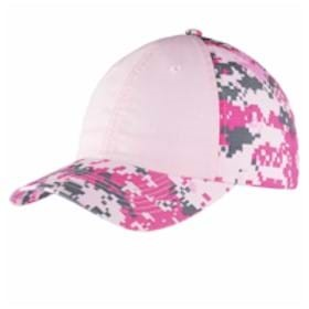 Port Authority® Colorblock Digital Camo Cap