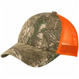 Port Authority | Port Authority Structured Camouflage Mesh Back Cap
