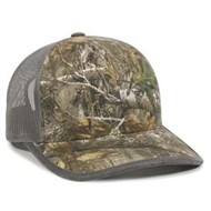 Outdoor Cap | Outdoor Cap Medium Washed Camo Cap