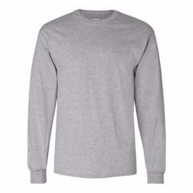 L/S Champion 5.5oz. Tagless T-Shirt