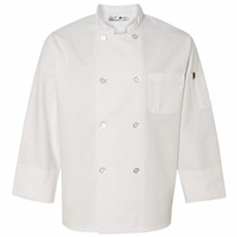 Chef Designs | Chef Designs Chef Coat w/ Thermometer Pocket