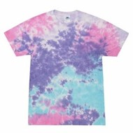 Tie-Dye | Tie-Dye YOUTH 4.5oz. 100% Cotton Tie-Dye T-Shirt