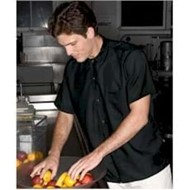 Chef Designs | Chef Designs Poplin Cook Shirt w/ Gripper Closures