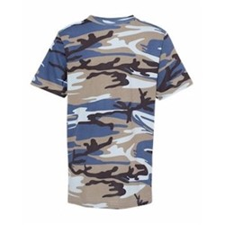 CODE V | Code Five - Youth Camouflage T-Shirt