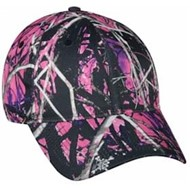 Outdoor Cap | Outdoor Cap LADIES Fit Camo Cap