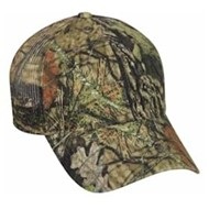 Outdoor Cap | Outdoor Cap Garment Washed Camo Mesh Back Cap