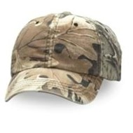 Outdoor Cap | Outdoor Cap Garment-Washed Camo Cap