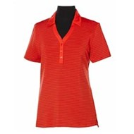 Callaway | Callaway LADIES' Fine Line Core Stripe Polo