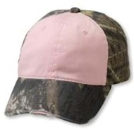 Outdoor Cap | Outdoor Cap Frayed LADIES' Camo Cap