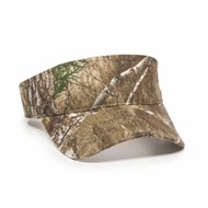 Outdoor Cap | Outdoor Cap Camo Visor