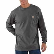 Carhartt | Carhartt TALL L/S Workwear Pocket T-Shirt