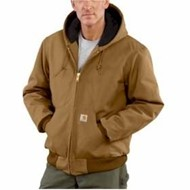 Carhartt | Carhartt Duck Active Jacket/Quilted Flannel Lined