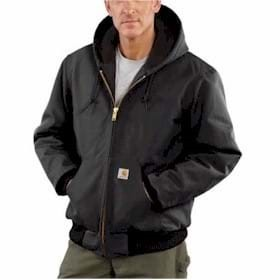 Carhartt TALL Duck Active Jacket/Flannel Lined