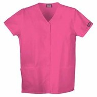 Cherokee | Cherokee LADIES' Snap Front Scrub Top