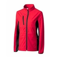 Clique by Cutter Buck | CLIQUE LADIES' Narvik Colorblock Softshell
