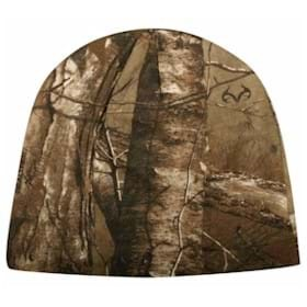 Outdoor Cap Camo Knit Beanie