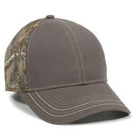Outdoor Cap Canvas Front Cap