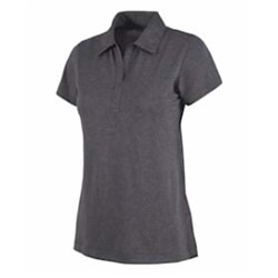 Charles River | LADIES' Heathered Polo