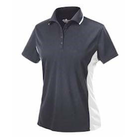 Charles River Women's Color Block Wicking Polo