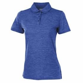 Charles River LADIES' Space Dy Polo Shirt