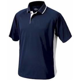 Charles River TALL Color Blocked Wicking Polo