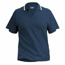Charles River Solid Wicking Polo