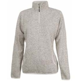 Charles River | Charles River LADIES' Heathered Fleece Pullover