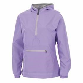 Charles River LADIES' Chatham Solid Anorak