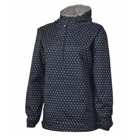 Charles River LADIES' Chatham Print Anorak