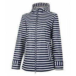 Charles River | New Englander Printed Rain Jacket
