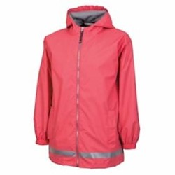 Charles River | YOUTH New Englander Rain Jacket