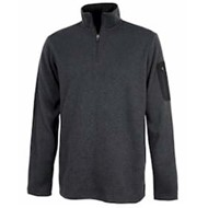 Charles River | Charles River Heathered Fleece Pullover