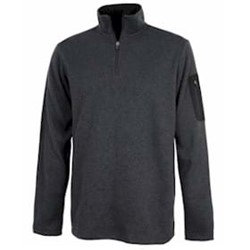 Charles River | Heathered Fleece Pullover