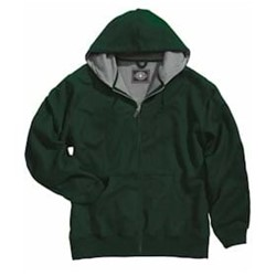 Charles River | Tradesman TALL Full Zip Sweatshirt