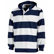 Charles River | Charles River Hooded Rugby Pullover