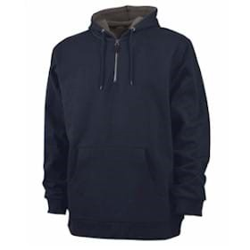 Charles River Tradesman Thermal 1/4 Zip Sweatshirt