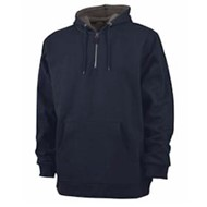 Charles River | Charles River Tradesman Thermal 1/4 Zip Sweatshirt