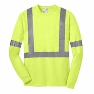 Corner Stone | CornerStone ANSI 107 Class 2 L/S Safety T-Shirt