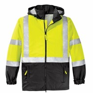 Corner Stone | CornerStone ANSI Class 3 Safety Windbreaker