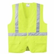 Corner Stone | CornerStone ANSI 107 Class 2 Mesh Back Safety Vest