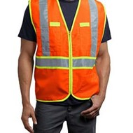 Corner Stone | CornerStone ANSI Class 3 Dual-Color Safety Vest