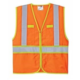 CornerStone ANSI 107 Class 2 Dual-Core Safety Vest