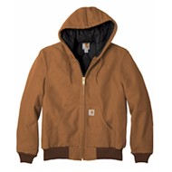 Carhartt | Carhartt ® Quilted-Flannel-Lined Duck Jacket