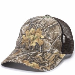 Outdoor Cap | Outdoor Camo Unstructured Cap