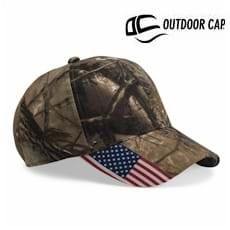 Outdoor Cap Flag Cap